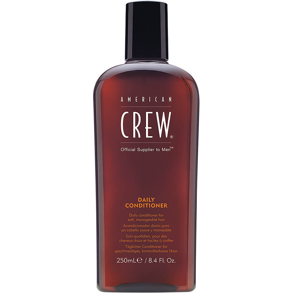 american crew daily conditioner tvattbalsam