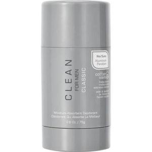 clean deodorant stick
