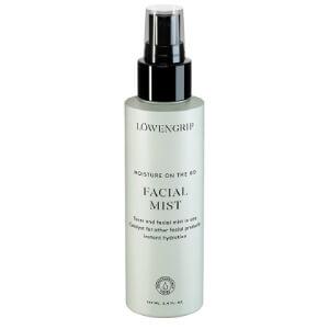 lowengrip moisture on the go ansiktsvatten facial spray