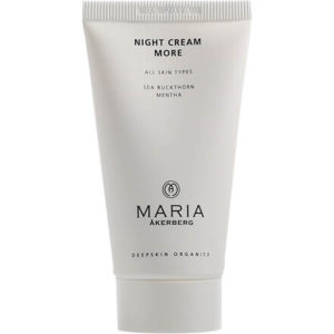maria åkerberg night cream nattkräm