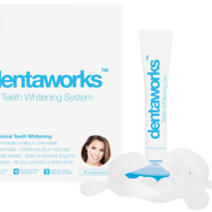 dentaworks vegansk tandblekning