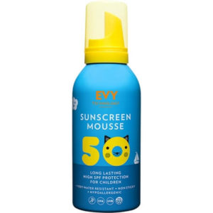 evy technology sun screen spf 50 barn veganskt