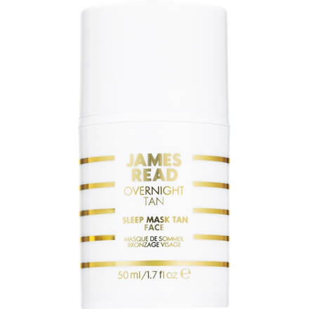 james read gradual tan brun utan sol veganskt