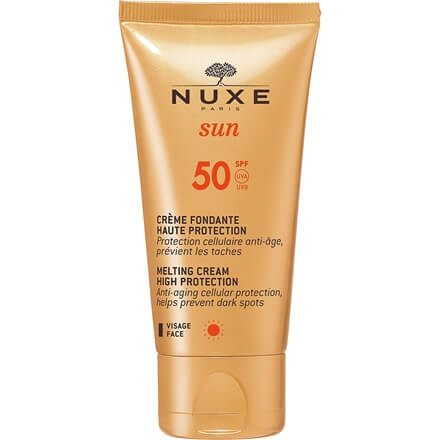 nuxe sun solskydd spf 50