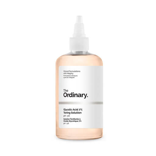 the ordinary glycolic acid 7 toning solution