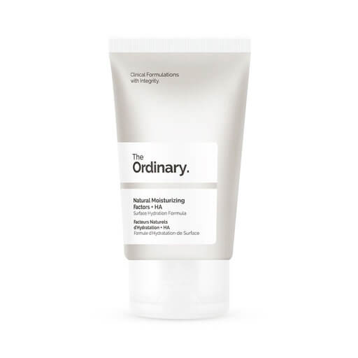 the ordinary natural moisturizing factors ha creme