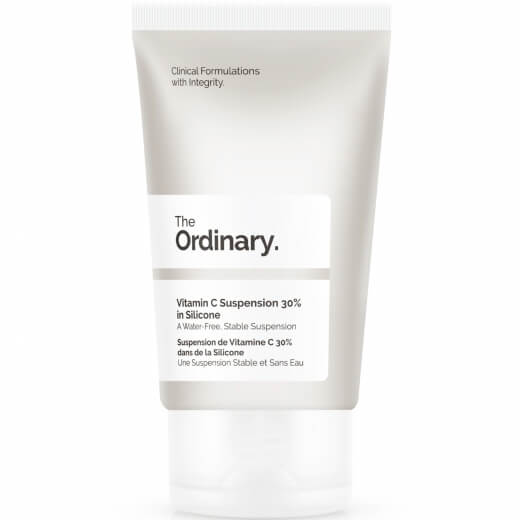 the ordinary nattkräm VITAMIN C SUSPENSION 30% IN SILICONE