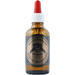 Beard Oil,  50ml Beard Monkey Skäggolja & Balm