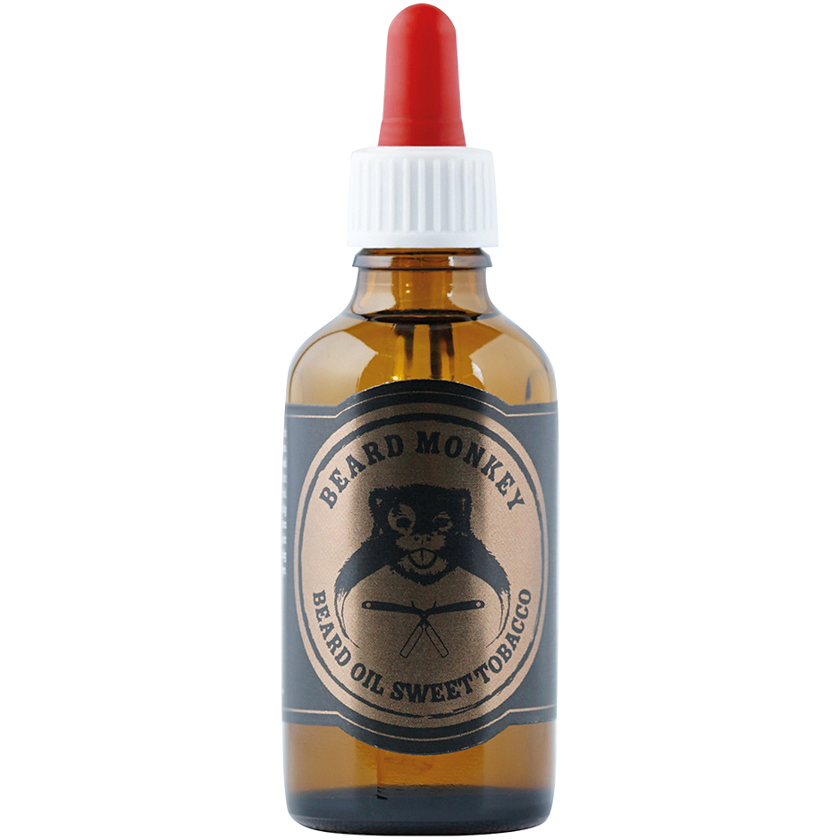 Beard Oil,  50ml Beard Monkey Skäggolja & Balm