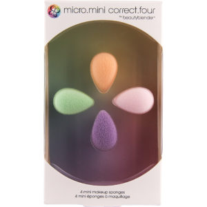 Micro.Mini Correct.Four,  Beautyblender Makeupsvamp