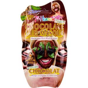 Chocolate Mud,  20g 7th Heaven Ansiktsmask
