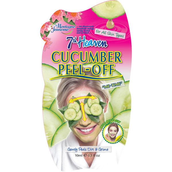 Cucumber Peel Off,  10ml 7th Heaven Ansiktsmask