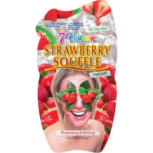 Strawberry Souffle,  15ml 7th Heaven Ansiktsmask