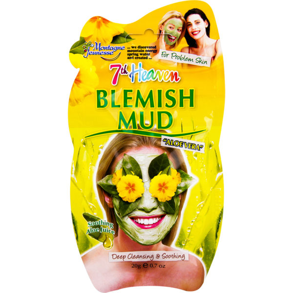 Blemish Mud,  20g 7th Heaven Ansiktsmask