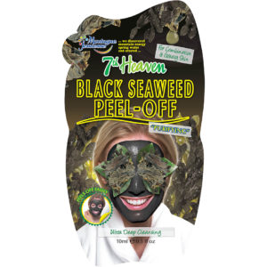 Black Seaweed Peel Off,  10ml 7th Heaven Ansiktsmask