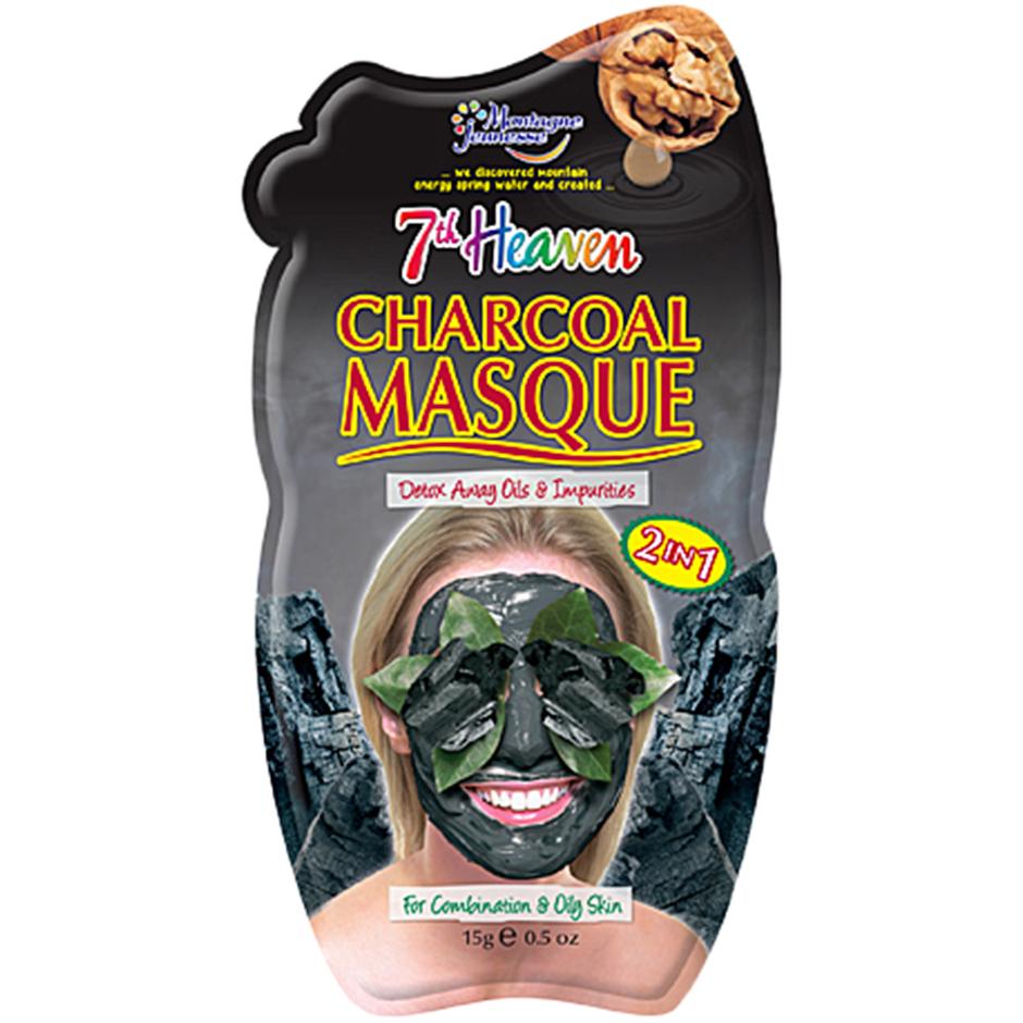 Charcoal Masque,  7th Heaven Ansiktsmask
