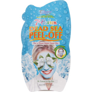 Dead Sea Peel Off,  10ml 7th Heaven Ansiktsmask