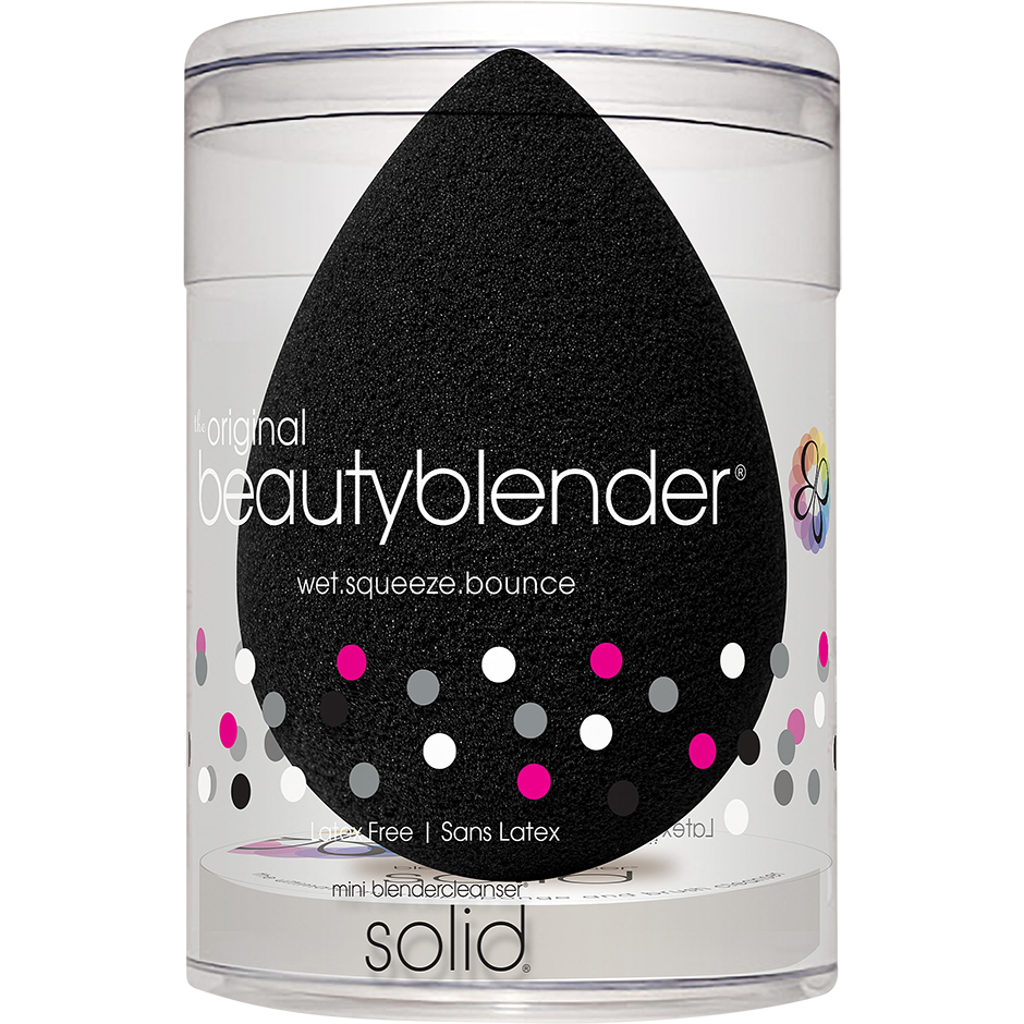 Beautyblender Original Sponge + Mini Solid Cleanser,  Beautyblender Makeupsvamp