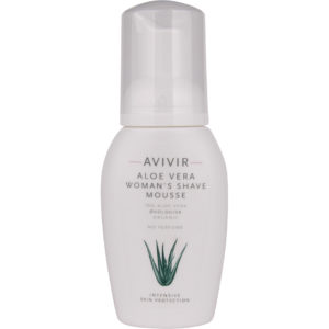 Aloe Vera Womans Shave Mousse,  Avivir Rakgel