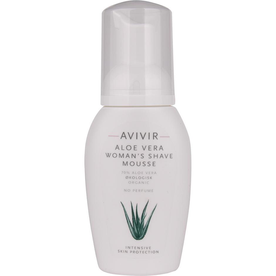 Aloe Vera Womans Shave Mousse,  Avivir Rakgel