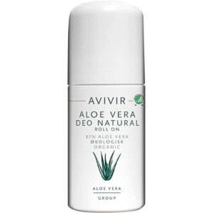 Aloe Vera Deo Natural Roll on,  Avivir Deodorant