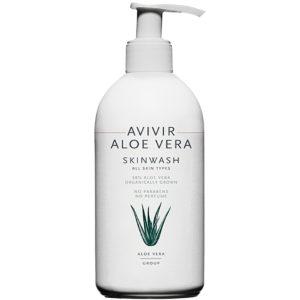 Aloe Vera Skin Wash,  Avivir Duschcreme
