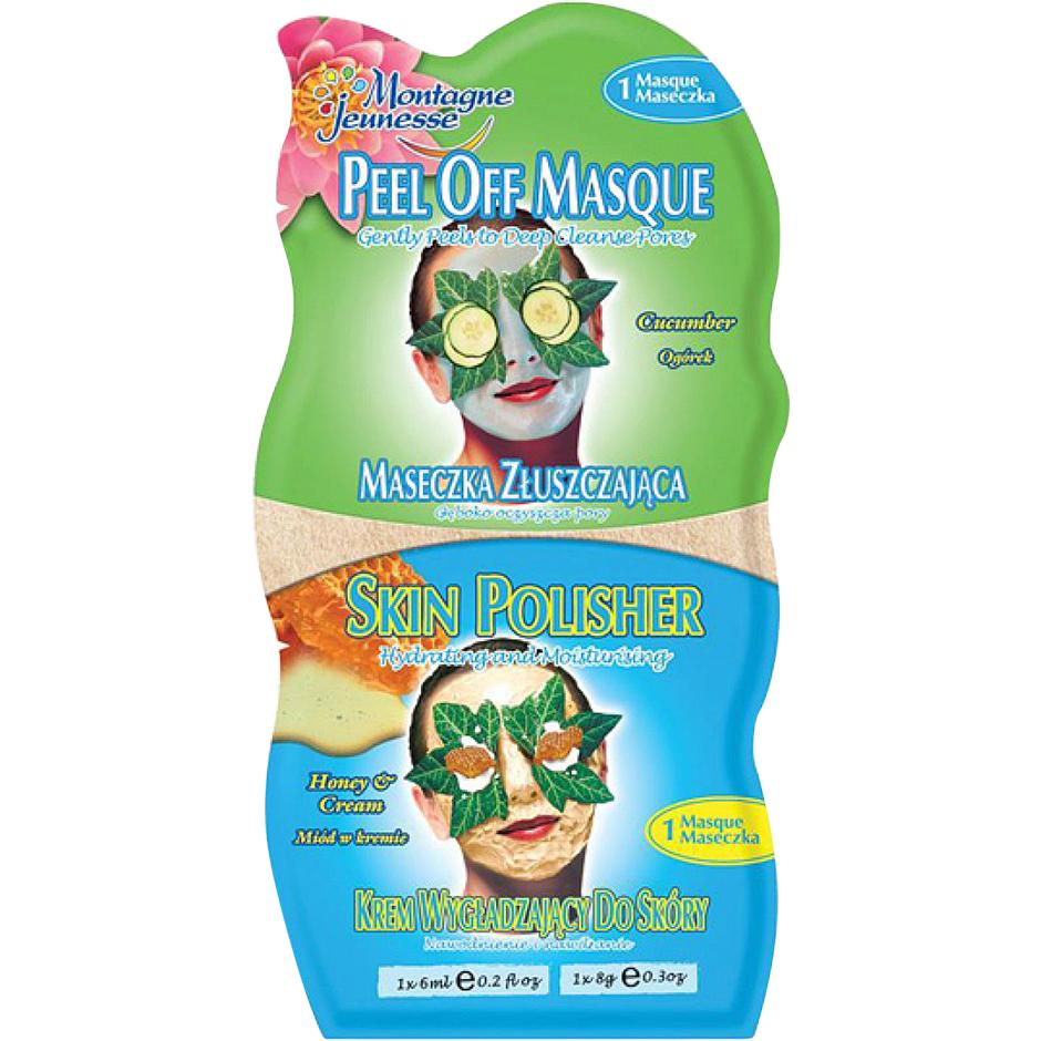 Peel Off/Skin Polisher,  7th Heaven Ansiktsmask
