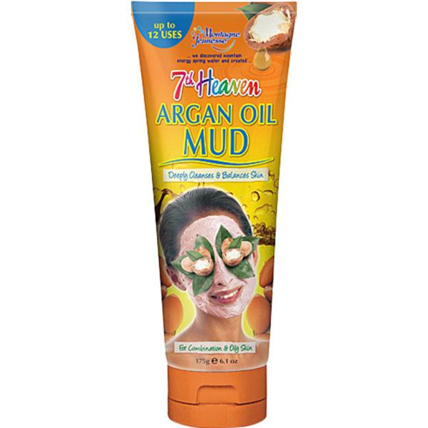 Oil Mud,  7th Heaven Ansiktsmask