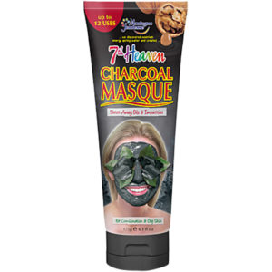 Charcoal Mud Masque,  7th Heaven Ansiktsmask