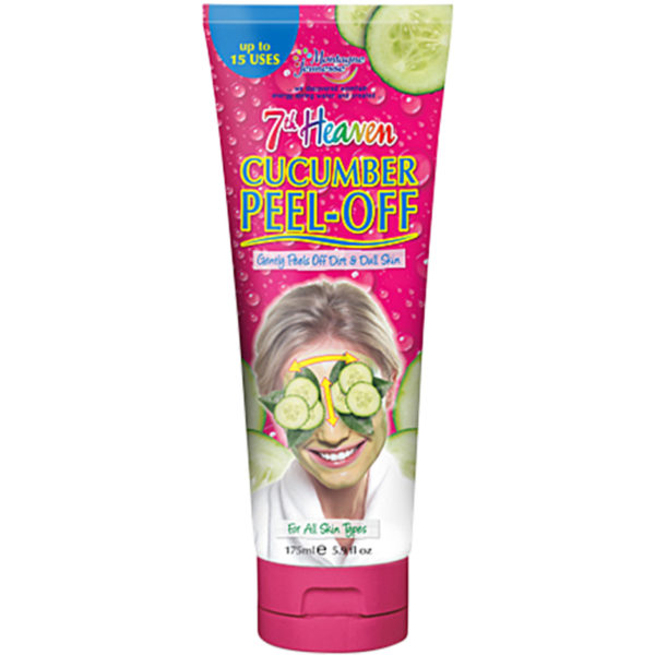 Cucumber Peel-Off Masque,  7th Heaven Ansiktsmask