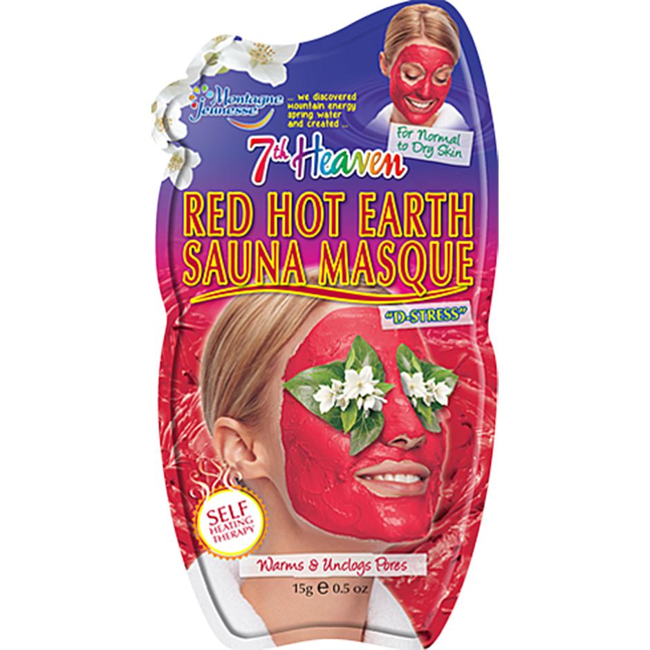 Red Hot Earth Sauna Masque,  7th Heaven Ansiktsmask