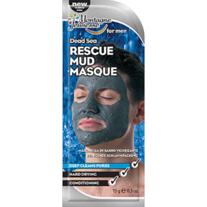 Men's Dead Sea Rescue Mud Masque,  7th Heaven Ansiktsmask