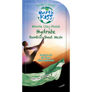 Earth Kiss Miracle Clay Facial,  7th Heaven Ansiktsmask