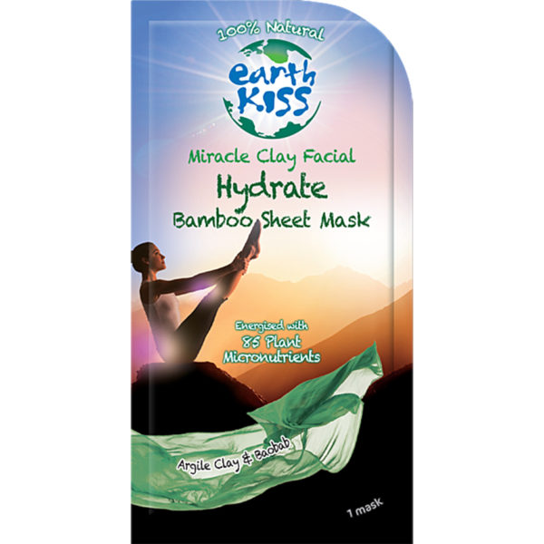 Earth Kiss Miracle Clay Facial,  7th Heaven Ansiktsmask