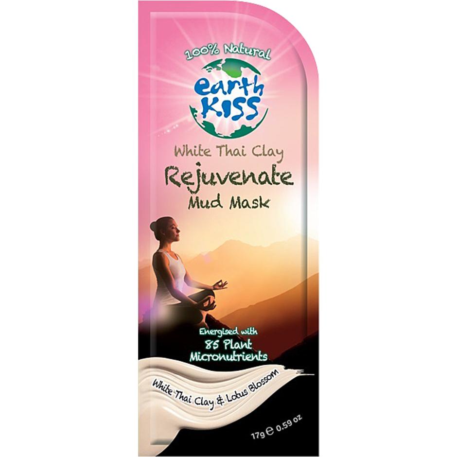 Earth Kiss White Thai Clay,  7th Heaven Ansiktsmask