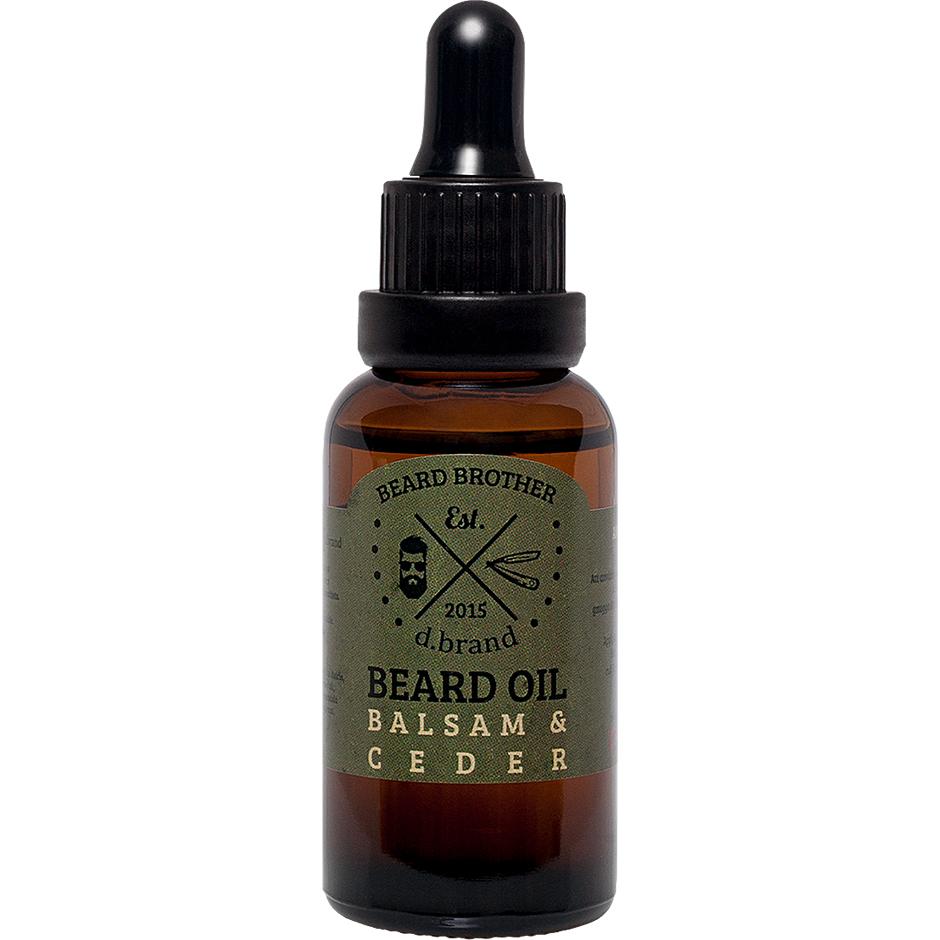 Beard Oil,  Beard Brother x d.brand Skäggolja & Balm