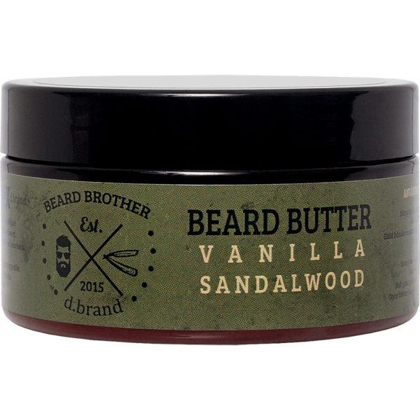 Beard Butter,  Beard Brother x d.brand Skäggolja & Balm