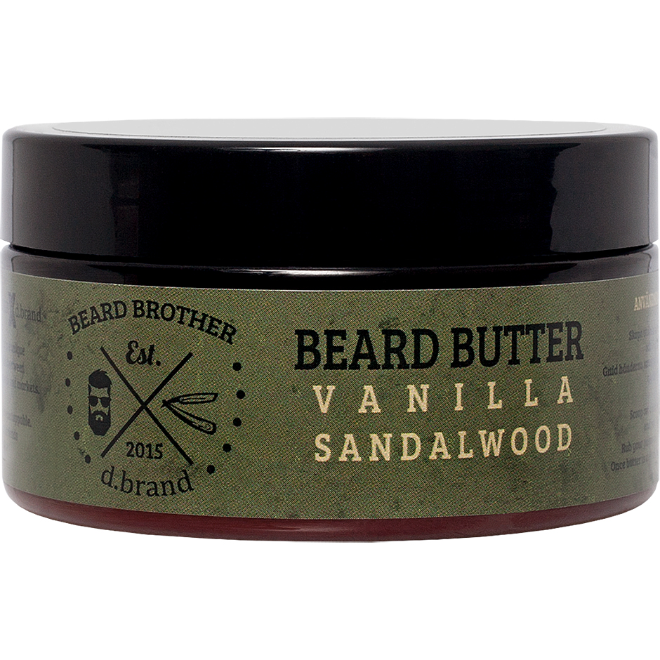 Beard Butter,  Beard Brother x d.brand Skäggolja & Balm