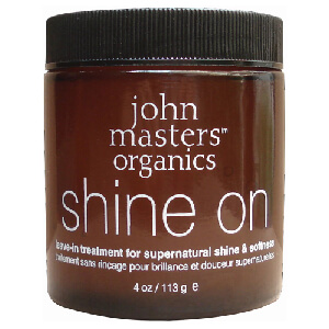 leave in balsam john-masters-shine-on-113g