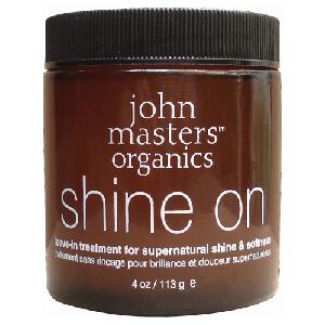 leave in balsam john-masters-shine-on-113g