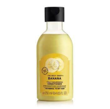 leave in the body shop banana conditioner