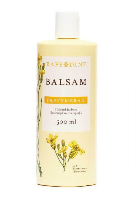 tvattbalsam Rapsodine Balsam, 500ml ekologisk