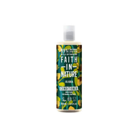 tvattbalsam_Faith in Nature Jojoba Conditioner, 400 ml