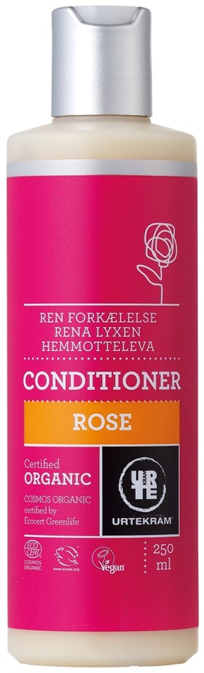vardande balsam URTEKRAM ROSE CONDITIONER 250ML