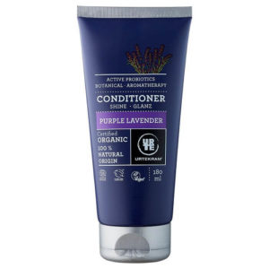 vardande balsam Urtekram Purple Lavender Conditioner, 180 ml ekologisk