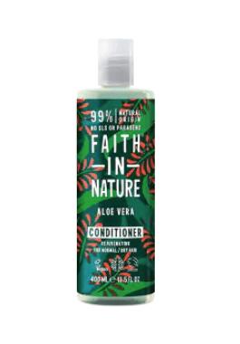 vardande balsam faith in nature Aloe Vera Conditioner, 400 ml