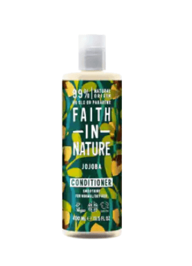 vardande balsam faith in nature Jojoba Conditioner, 400 ml