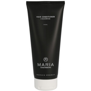 vardande balsam maria-akerberg-hair-conditioner-liquorice-200ml