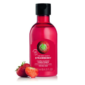 vardande balsam strawberry-clearly-glossing-conditioner