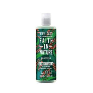 vardande balsam_Faith in nature Aloe Vera Conditioner, 400 ml